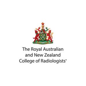 The Royal Australian and New Zealand College of Radiologist logo